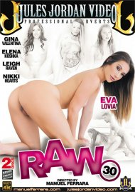 Raw 30 Boxcover