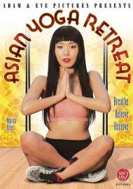 Asian Yoga Retreat Boxcover