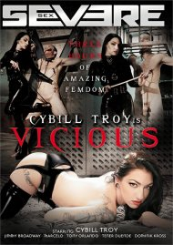 Cybill Troy Is Vicious porn video from Severe Sex.