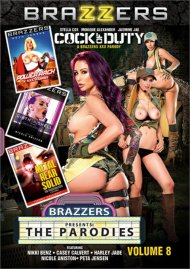 Brazzers Presents: The Parodies 8 porn video from Brazzers.