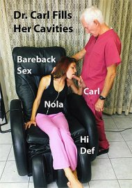 Dr. Carl Fills Her Cavities porn video from Hot Clits.
