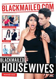 Blackmailed Housewives Boxcover