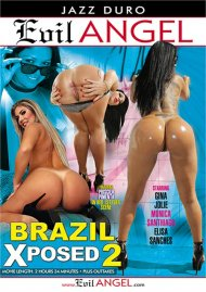 Brazil Xposed 2 porn video from Evil Angel - Buttman Choice: Jazz Duro.