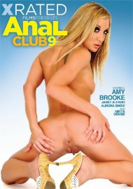 Anal Club 9 porn video from X Rated Films.
