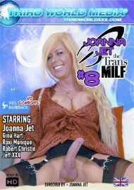 Joanna Jet The Trans Milf #8 porn video from Third World Media.