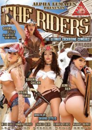 Riders, The porn video from Lexington Steele Media Group.