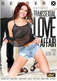 Transsexual Love Affair porn video from Gender X.