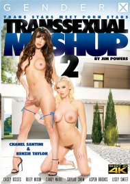 Transsexual Mashup 2 porn video from Gender X.