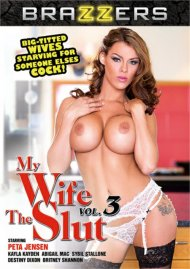 My Wife The Slut Vol. 3 Boxcover