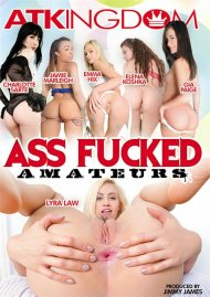ATK Ass Fucked Amateurs porn video from ATKingdom.