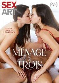 Menage A Trois porn video from Sex Art.