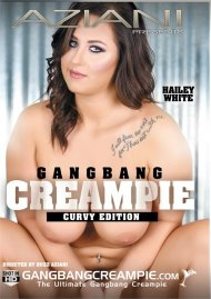 Gangbang Creampie: Curvy Edition porn video from Aziani.