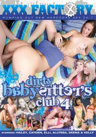 Dirty Babysitter's Club 4 porn video from XXX Factory.