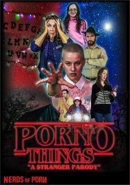 Porno Things: A Stranger Parody