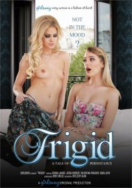 Frigid: A Tale Of Persistence porn video from Girlsway.