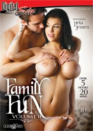 Family Fun Vol. II porn video from Digital Sin.
