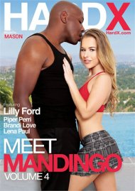 Meet Mandingo Vol. 4 porn video from HardX.