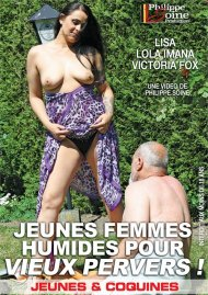 Wet Women for Old Pervs (French)