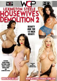 Lexington Steele Housewives Demolition 2 porn video from West Coast Productions.