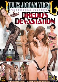 Dredd's Devastation porn video from Jules Jordan Video.