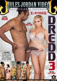 Dredd 3 porn video from Jules Jordan Video.