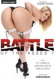 Battle Of The Asses 7 porn video from Elegant Angel.