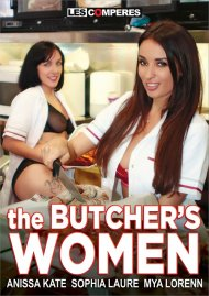 Butcher's Women, The porn video from Marc Dorcel (English).