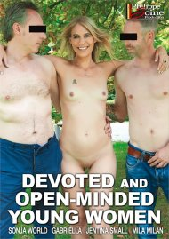 Devoted and Opened-Minded Young Women porn video from Marc Dorcel (English).