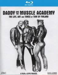 Daddy and the Muscle Academy Boxcover