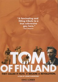 Tom of Finland Boxcover