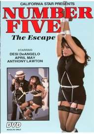 Number Five: The Escape porn video from California Star Productions.