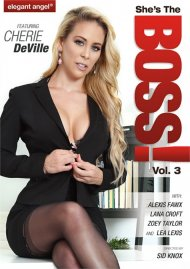 She's The Boss! 3 Boxcover