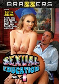 Sexual Education Vol. 4 porn video from Brazzers.