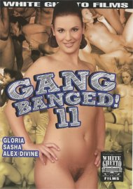 Gang Banged! 11 porn video from White Ghetto.