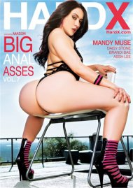 Big Anal Asses Vol. 7 porn video from HardX.