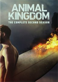 Animal Kingdom: The Complete Second Season Boxcover