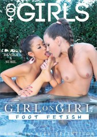 Girl On Girl: Foot Fetish Boxcover