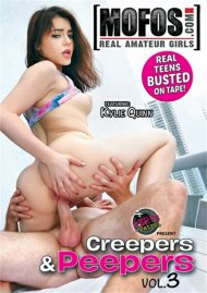 Creepers And Peepers Vol. 3 Boxcover