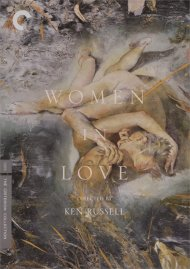 Women in Love: The Criterion Collection Boxcover