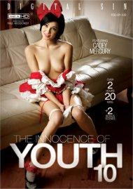 Innocence Of Youth Vol. 10, The porn video from Digital Sin.