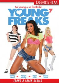 Young Freaks 7 porn video from Devil's Film.