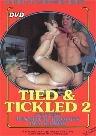 Tied & Tickled 2 porn video from California Star Productions.