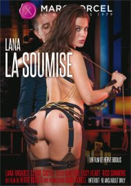 Lana, Desires of Submission (French) porn video from Marc Dorcel (French).