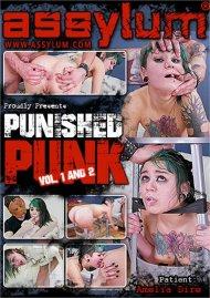 Punished Punk porn video from Assylum.