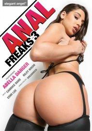 Anal Freaks 3 porn video from Elegant Angel.