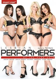 Lesbian Performers Of The Year 2018 porn video from Elegant Angel.