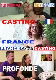 Casting France porn video from HPG Production.