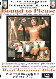 Bound to Please Volume 527 porn video from G.D. Douglass.