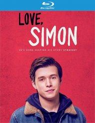 Love, Simon (4k Ultra HD + Blu-ray + UltraViolet)