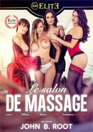 Massage Parlor, The Boxcover